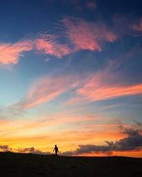 sunsetwithman